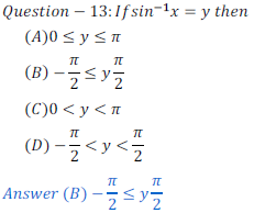 NCERT Solution class 12 Mathematics-Exercise 2.1 Question 1_48