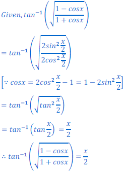 NCERT Solution Class 12 Math-Inverse trigonometric functions exercise 2.2 - 18