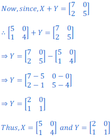 class 12 math Solution of NCERT exercise 3.2 Matrices37