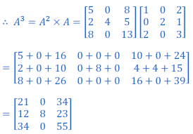 class 12 math Solution of NCERT exercise 3.2 Matrices81