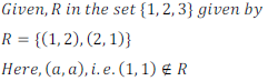class 12 math Relations and functions NCERT Solution52 Exercise 1.1