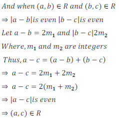 class 12 math Relations and functions NCERT Solution60 Exercise 1.1