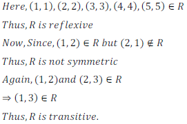 class 12 math Relations and functions NCERT Solution71 Exercise 1.1