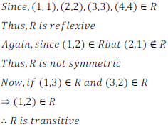 class 12 math Relations and functions NCERT Solution90 Exercise 1.1